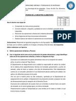 Evaluacion de Operaciones Unitarias