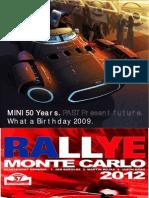 MINI Calendar 2009