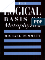 Dummett Logic and Metaphysics.pdf