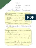 Integral de 3 sobre (x^2-4x+1), integral de raiz(x+3) sobre (x-1) e integral de ln(1-x) - solução