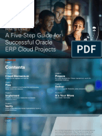Erp Move to Cloud