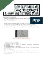 100 Preguntas Que Un Escritor Deberia.html