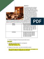 Ejercicios de Histogramas de Frecuencia(1)
