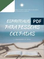 Espiritualidade Para Pessoas Ocupadas - E-book