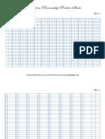 Printable Spencerian Practice Sheets.pdf