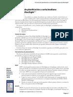 El Círculo de Planificación de MineSight