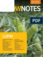 GRDC GrowNotes Lupin Western