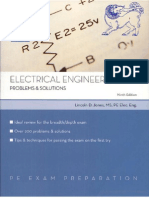 Electrical Engineering Problems Solutions