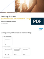 SAP Leonardo for Internet of Things_Apr 2019