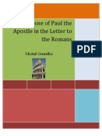 Purpose of Romans