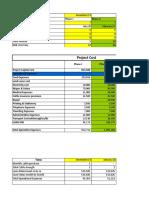 Dairy Project Estimator