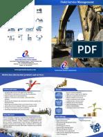 Field Service Management - Brochure