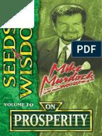 seeds of wisdom prosperity