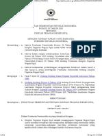 Peraturan Pemerintah Republik Indonesia Nomor 53 Tahun 2010 Tentang Disiplin Pegawai Negeri Sipil
