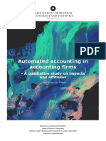 Automated in Accounting Firms
