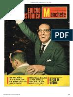 Revista manchete Edição Histórica 1964