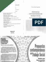 1999 - Matus - Propuestas Contemporaneas en Trabajo Social