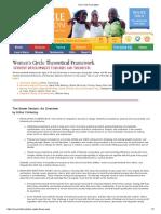 Theoretical Framework Multicultural