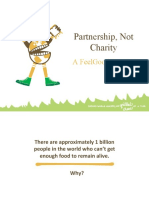Partnership, Not Charity-Part 1