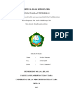 Critical Book Report (Ilmu Pendidikan Islam)