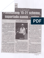 Balita, July 16, 2019, Panukalang 15-21 scheme, suportado namin-solon.pdf