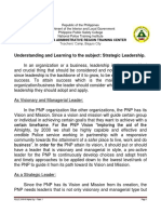 Strategic Leadership Learnings.docx