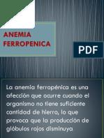 9. Anemia Ferropenica