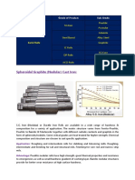 Solid Metallurgical Rolls