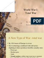 World War I Power point