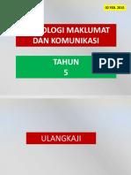 TMK TAHUN 5