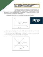 Aplicaciones Ed-curvas y r5ectas