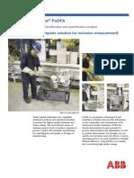 PoDFA Flyer and Spec Sheet