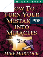 How to Turn Your Mistakes Into  - Mike Murdock.epub