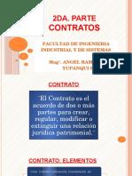 Legislación de Contratos Fiis