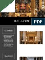 FOUR SEASON CASE STUDY.pptx
