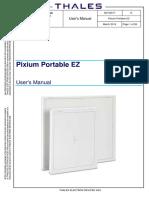 Pixium Portable 3543EZ User Manual