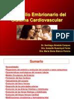 Desarrollo embriológico del Sistema Cardiovascular.ppt