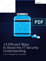 13 Ways to Boost It Security En