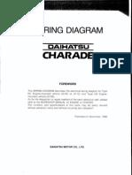 Daihatsu G100 Wiring Diagram