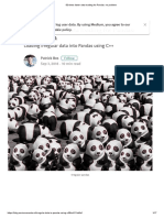 50 Times Faster Data Loading for Pandas_ No Problem