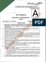 IES Electrical Engineering 2010