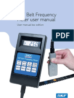 belt frequency meter manual