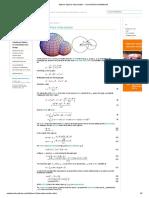 Sphere-Sphere Intersection -- From Wolfram MathWorld