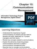Project Communications