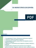 Diapositivas Movimientos Migratorios