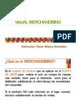 Presentacion Visual Merchandising
