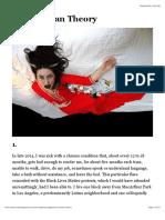 Sick Woman Theory –Johanna Hedva