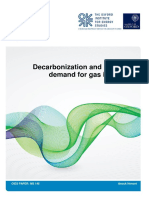 Honore - 2019 - Decarbonization and Industrial Demand for Gas in E