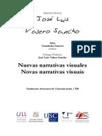Nuevas Narrativas Visuales - Jose Luis Valero
