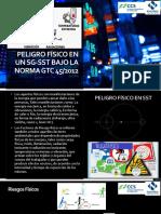 Presentación - Peligro Físico Sg - Sst